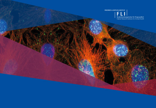Cover of the FLI Image brochure 2018