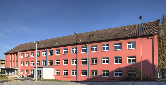 Main Building of the IBIZ, FLI Jena